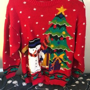 Sweaters - Handmade Christmas sweater